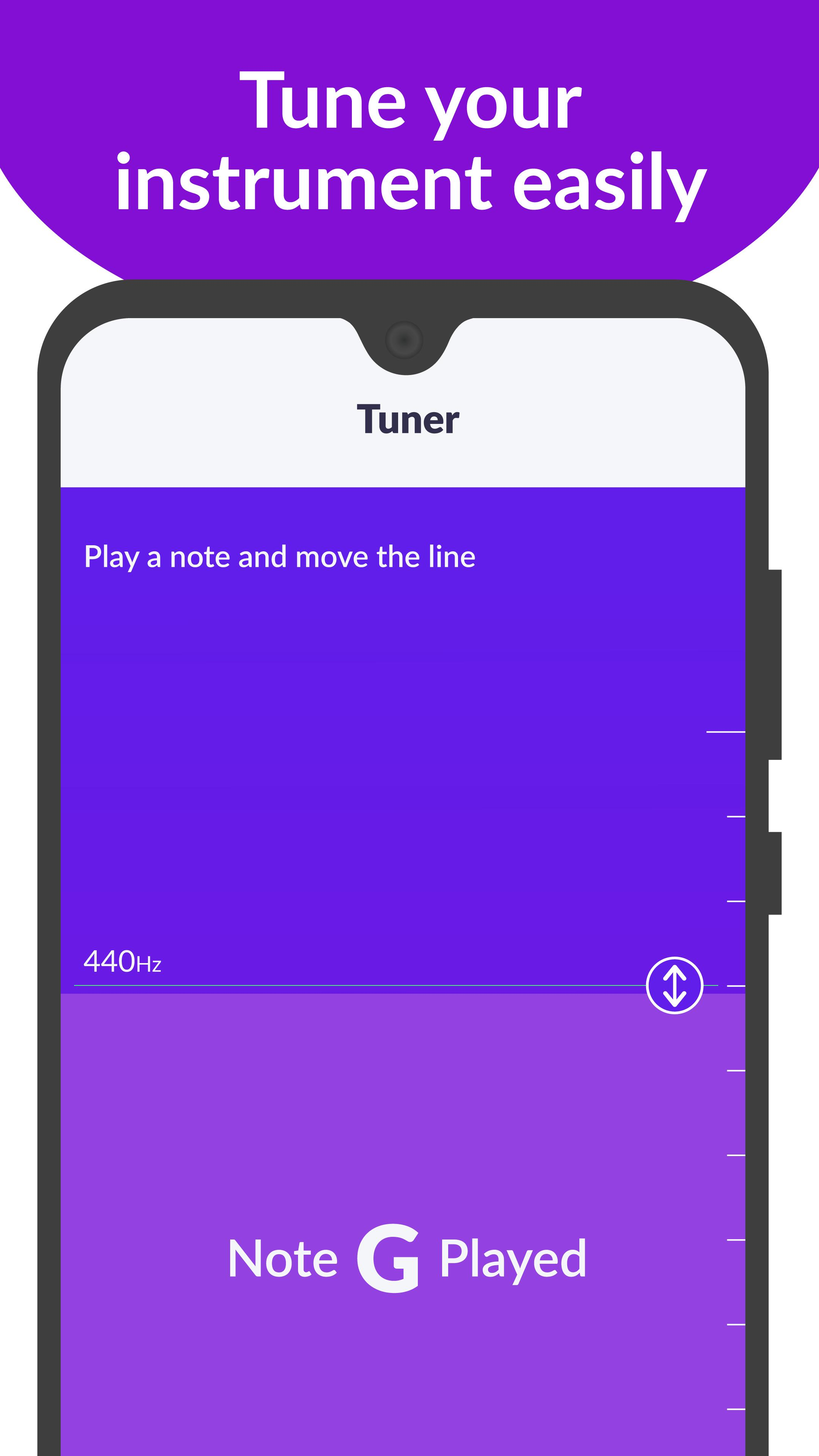 tonestro for Wind Instruments