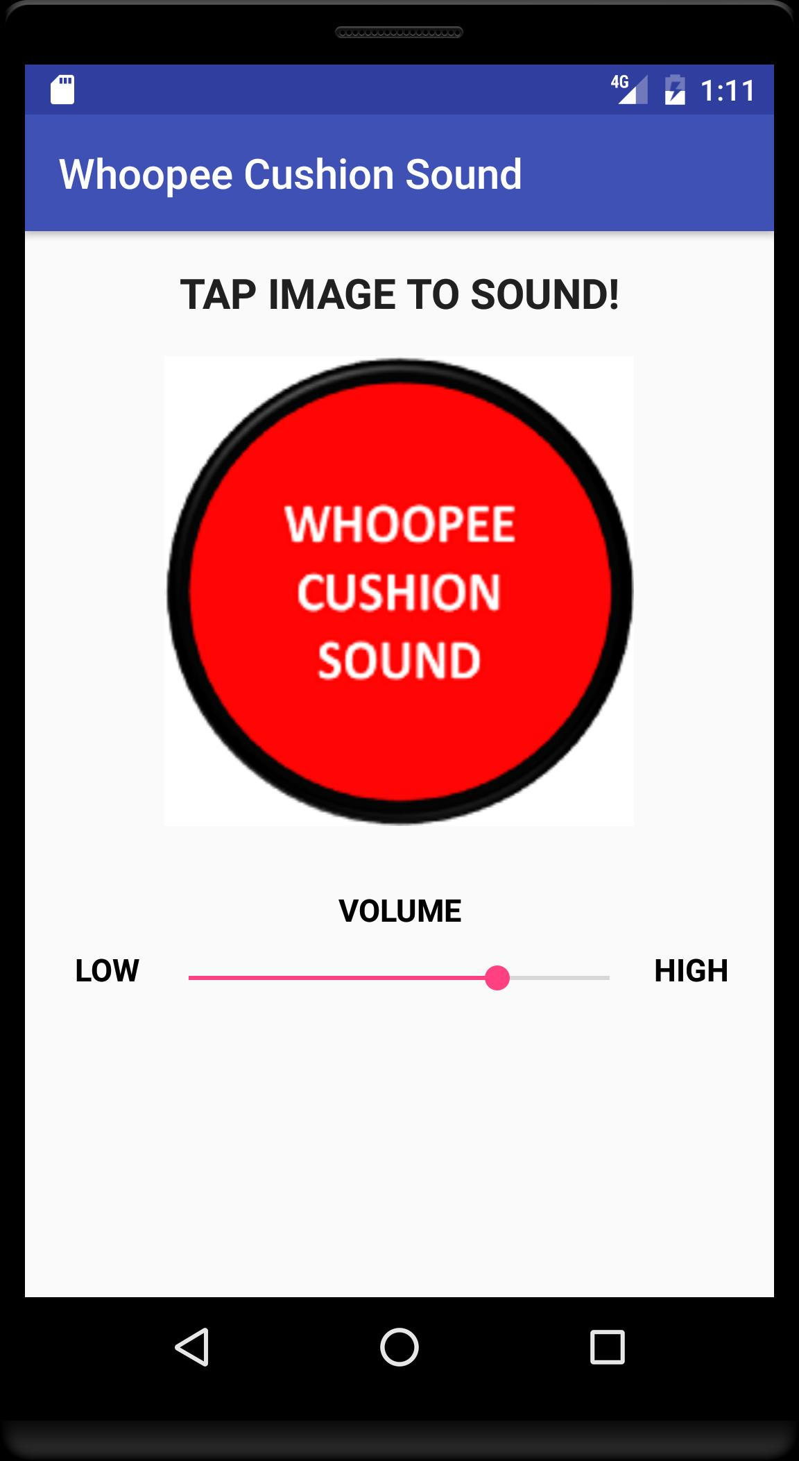 Whoopee Cushion Sound