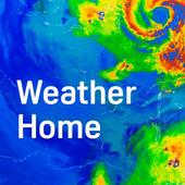 Weather Home - Live Radar Alerts & Widget