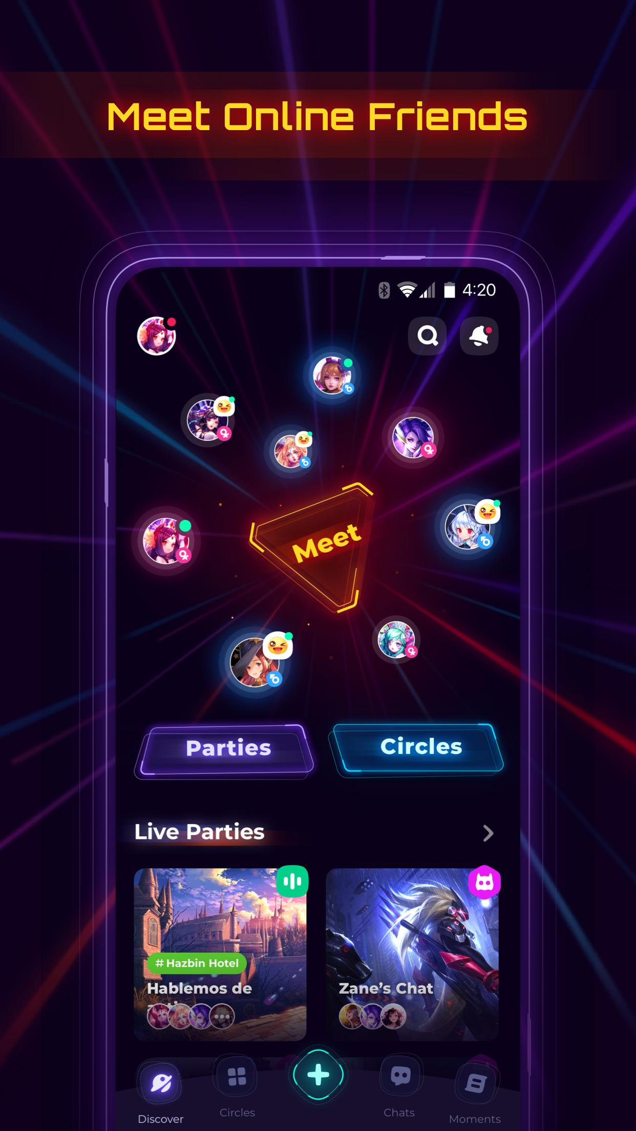 Project Z: Chat, Roleplay and Make new friends