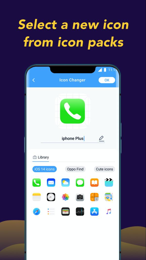 Icon Changer - Customize App Icon & Shortcut