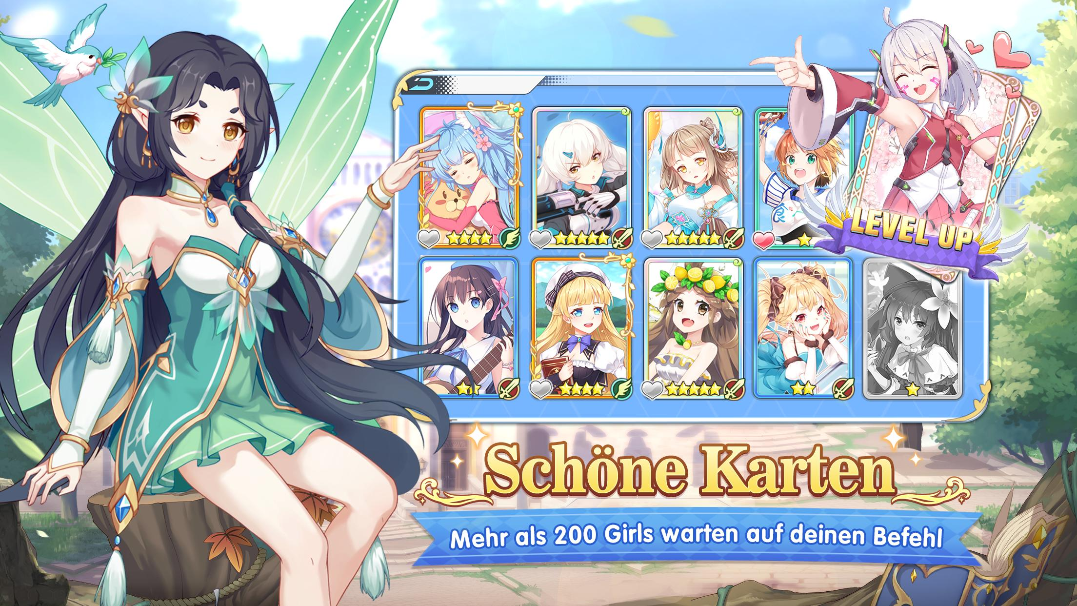 Girls X Battle-Deutsch