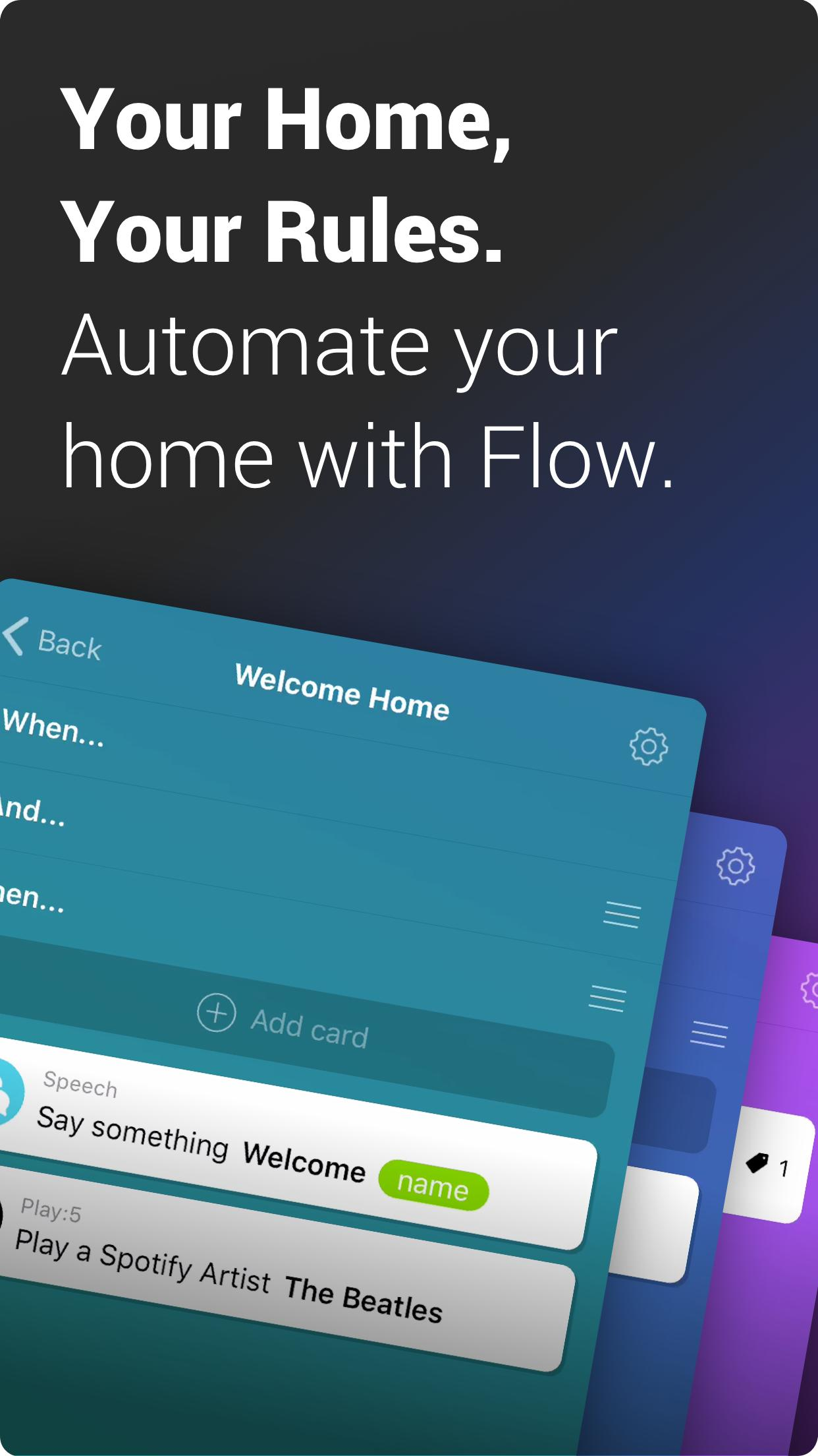 Homey — A better smart home