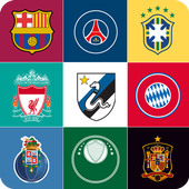 Quiz Football Logo 2021 Clubs and National Teams ⚽