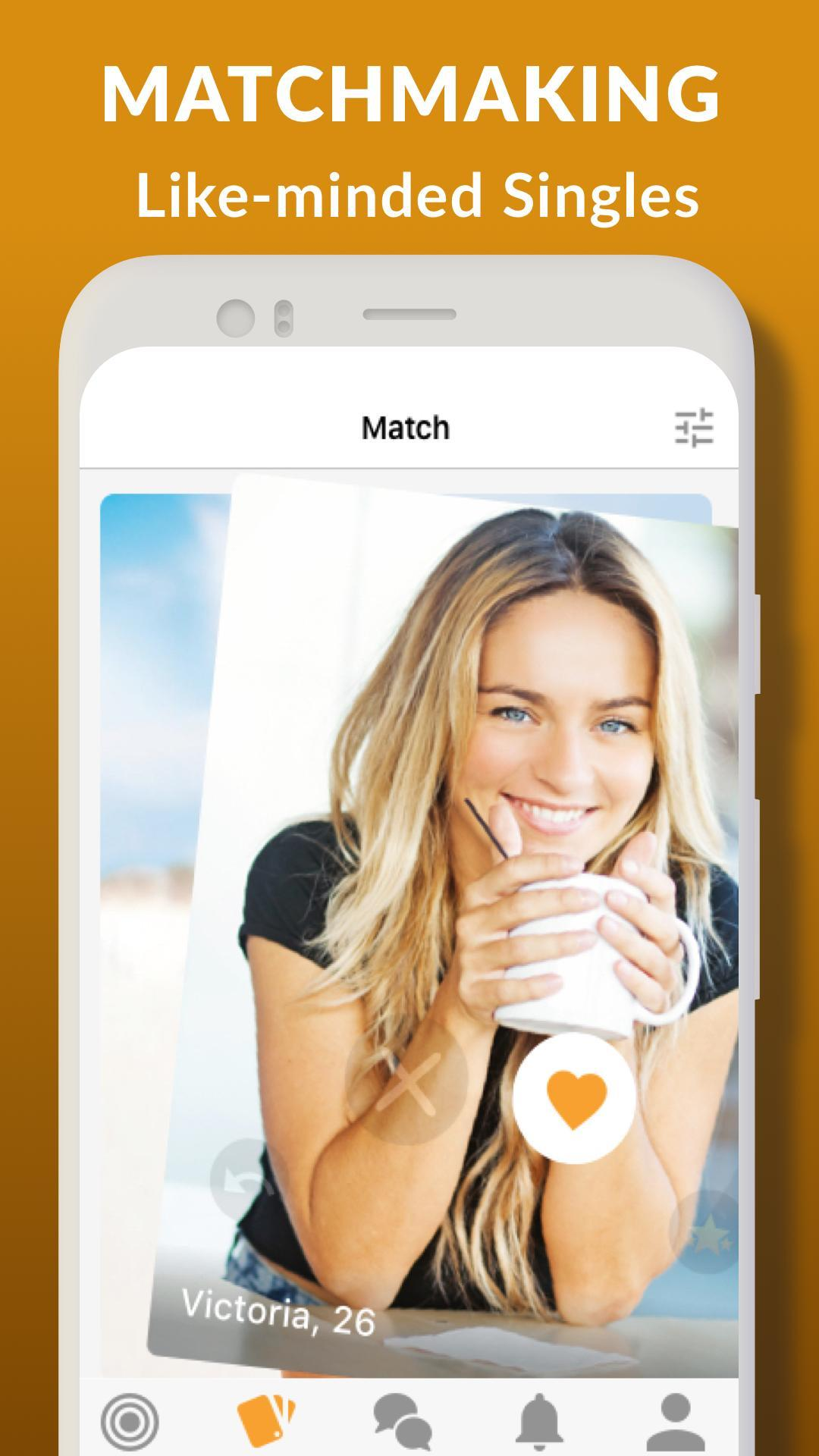 Qeep® Dating App: Chat, Match & Date Local Singles