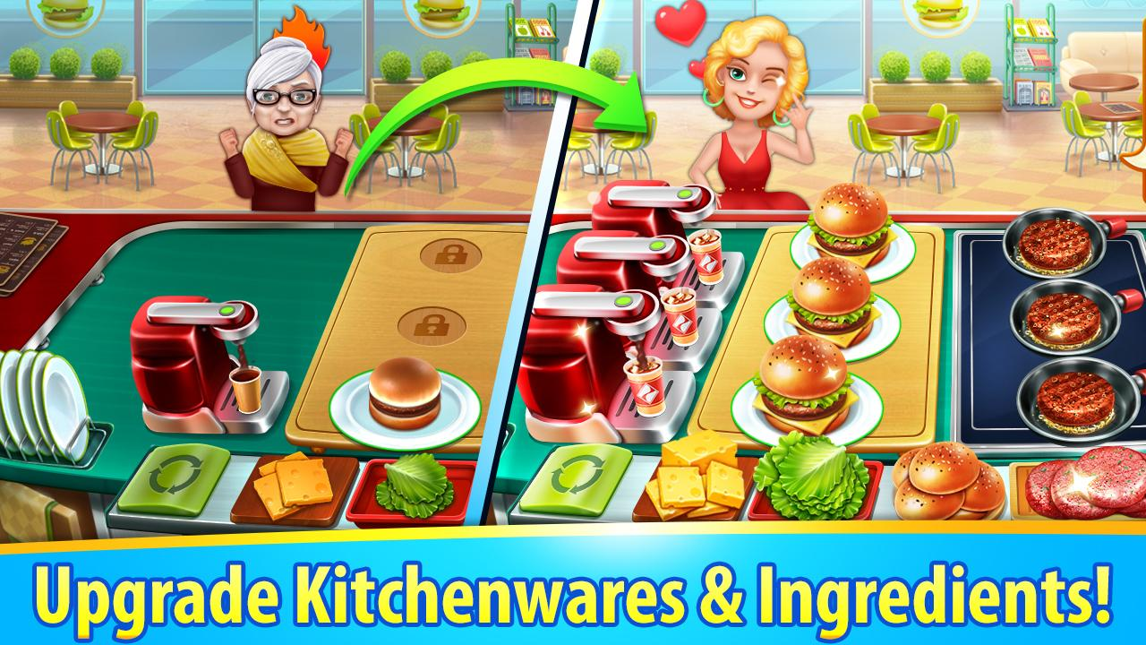 Cooking World ????: Mama Simulator Free Cooking Game