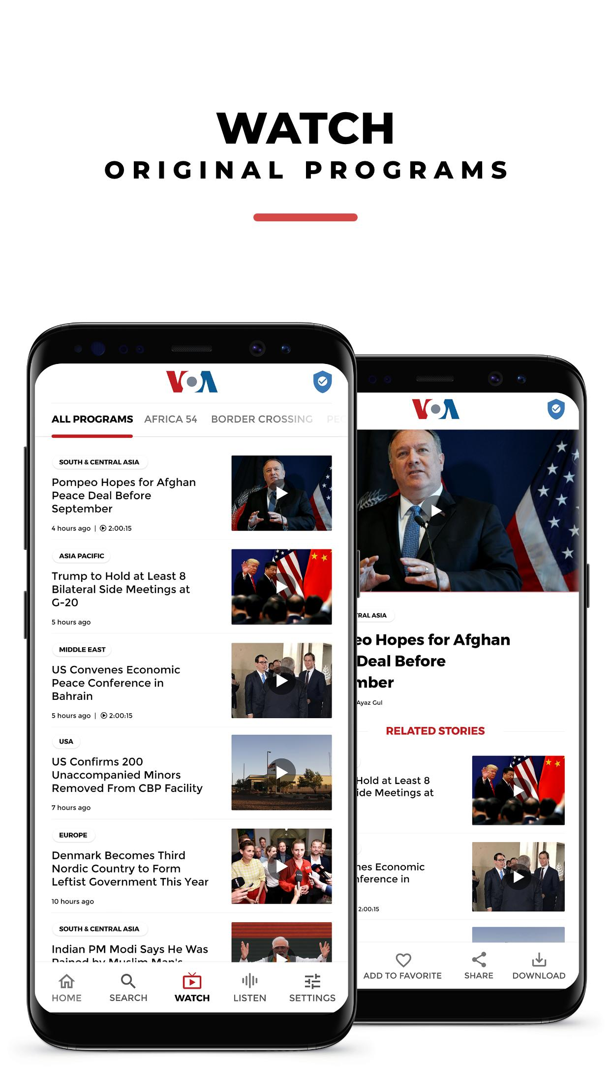 VOA News English