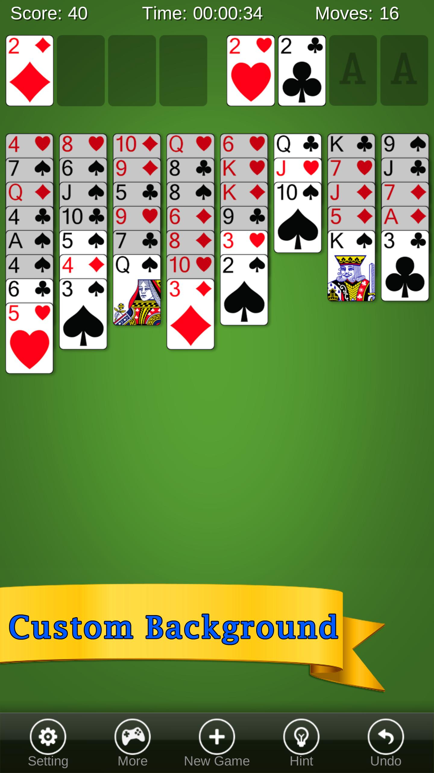 FreeCell Solitaire Pro