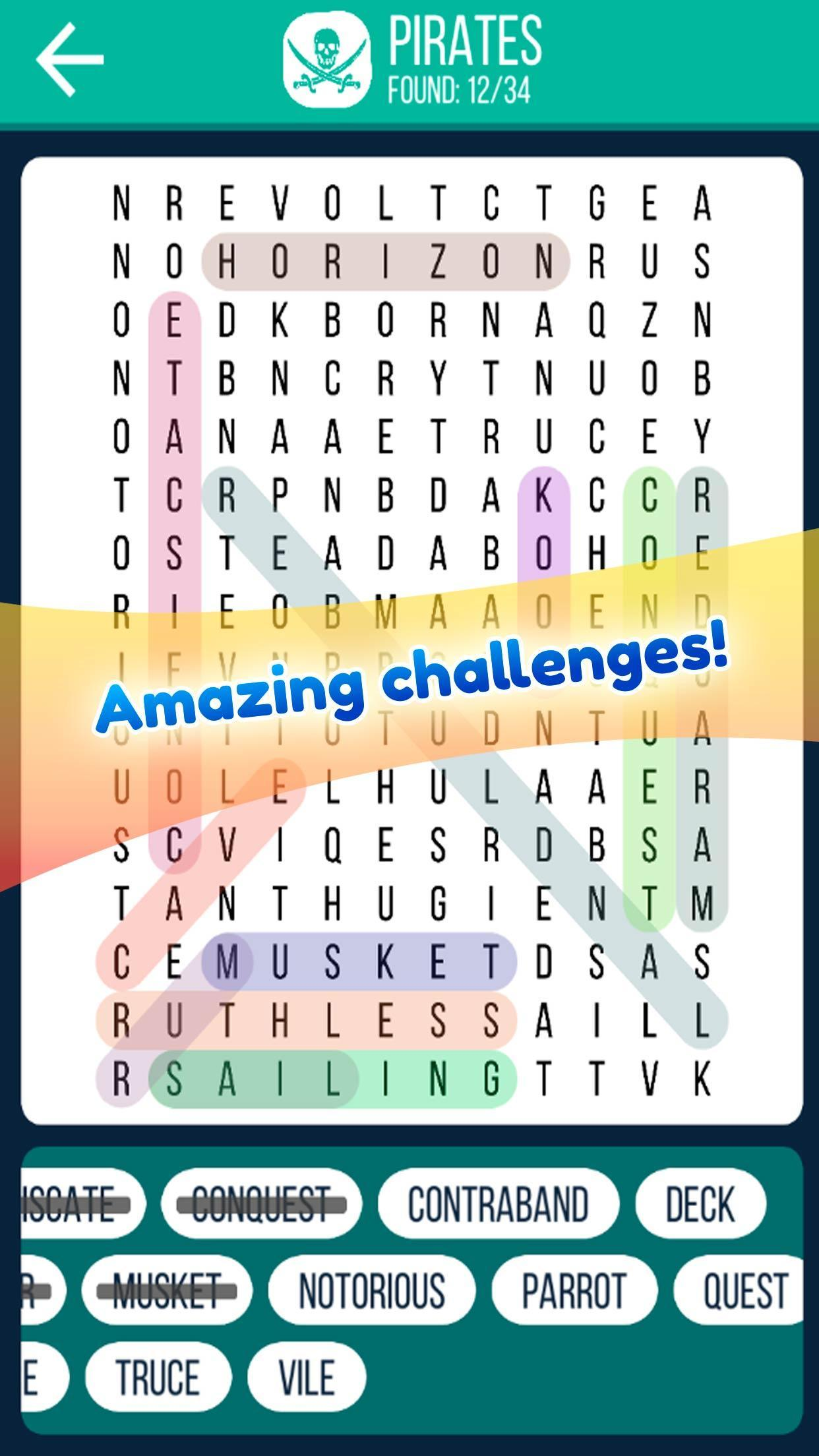 Word Search 2021