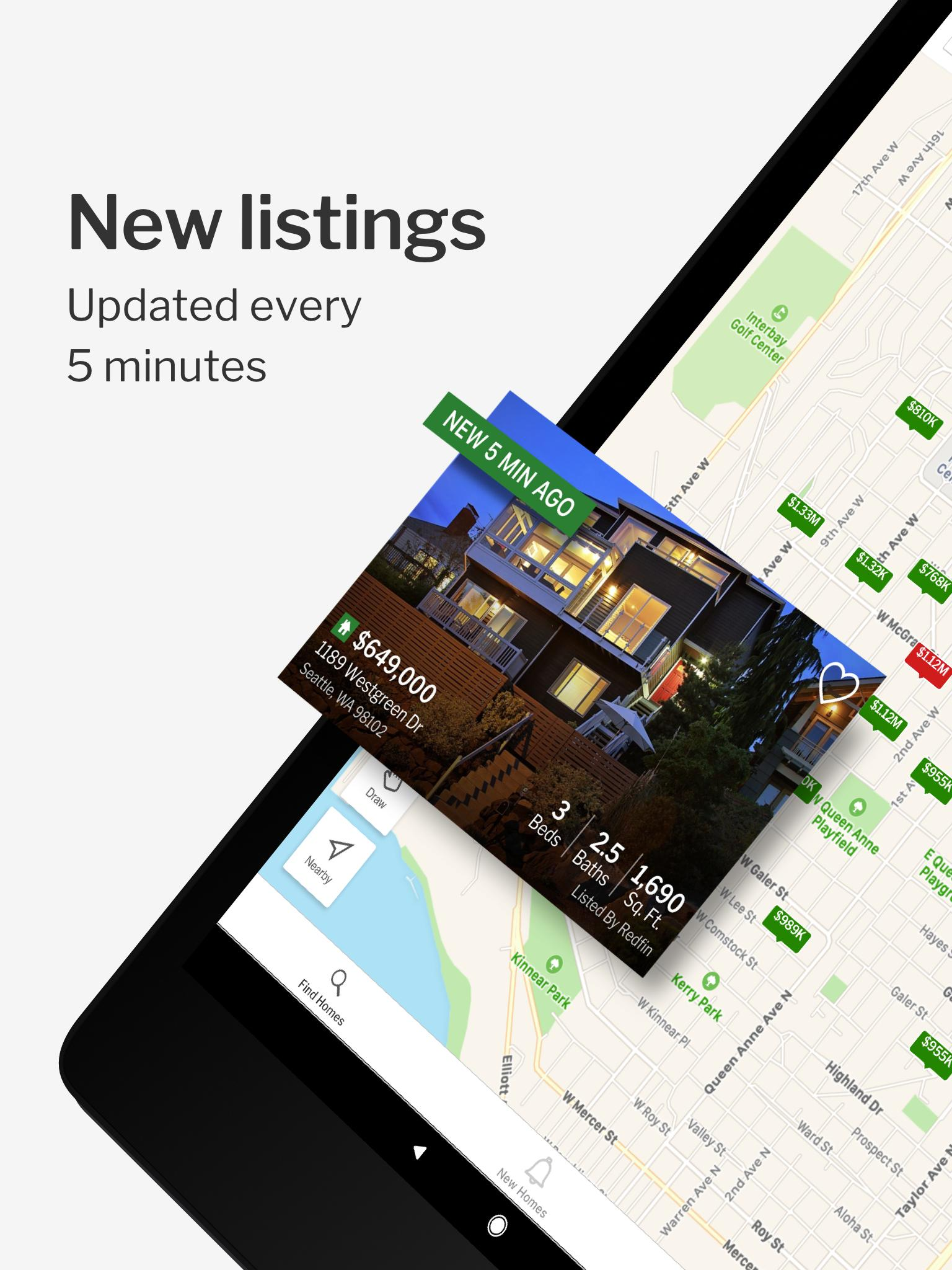Redfin Real Estate: Search & Find Homes for Sale