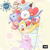 Cute BT21 Wallpaper New HD